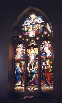 Picture of window at